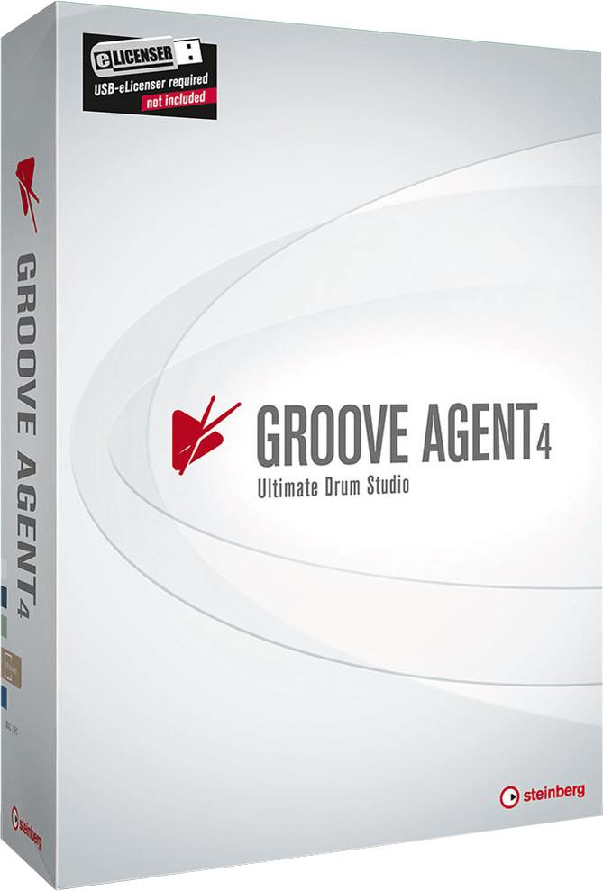 Steinberg Groove Agent 4 Retail - Neuware