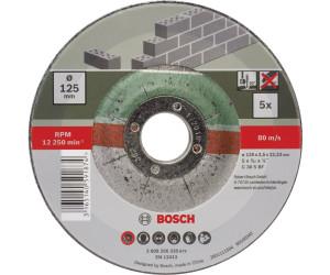 Bosch Trennscheiben Set Gekropft 5 Tlg 2609256335 Ab 6 68