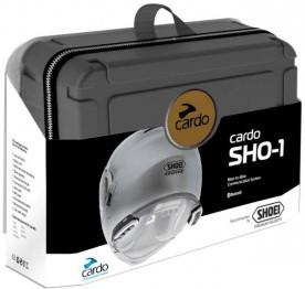 CARDO Helm-Headset für SHOEI SHO-1 Single