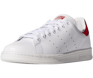 STAN SMITH - Sneaker low - running white/collegiate red