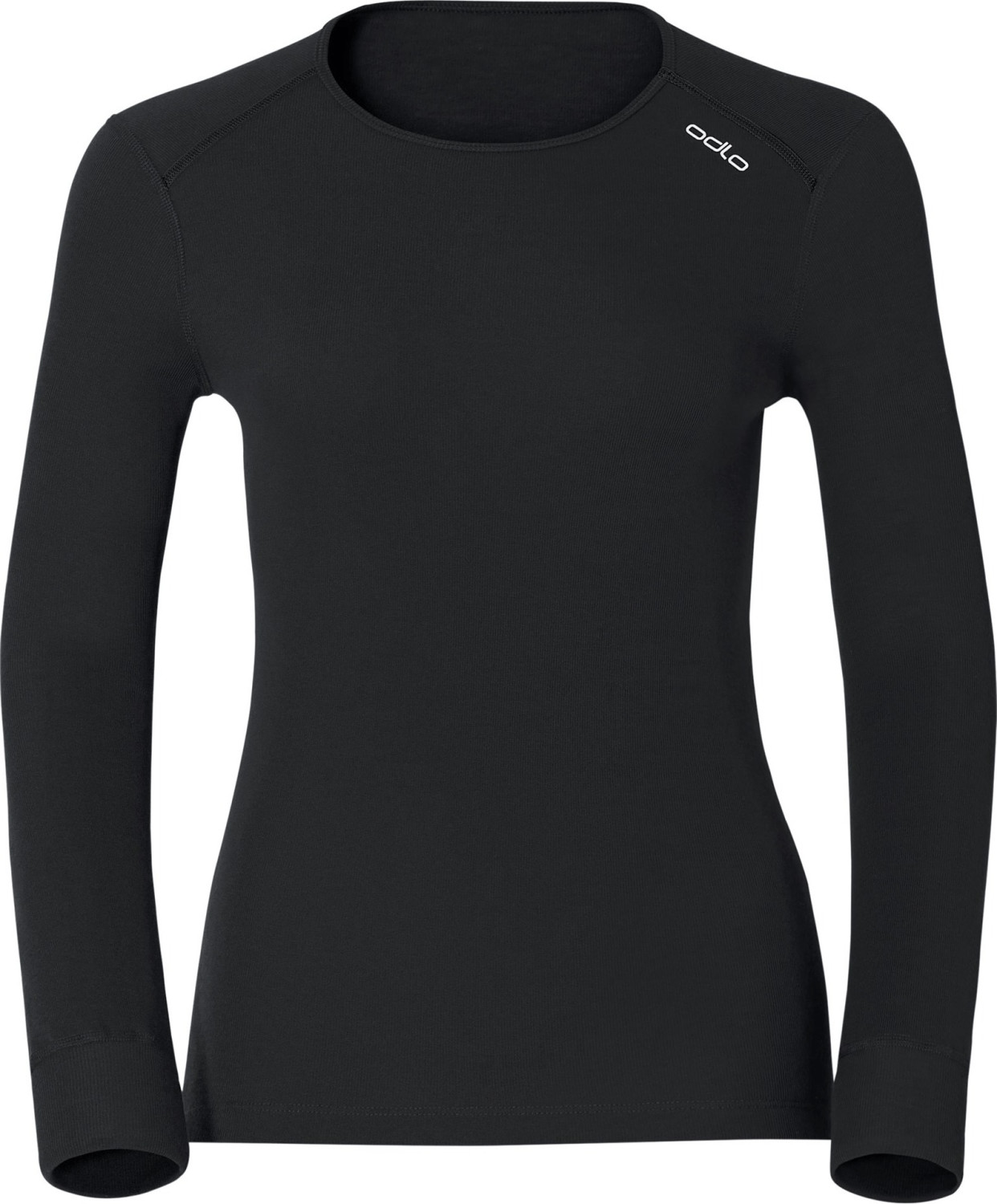 Odlo Shirt l/s Crew Neck Warm Women (152021) black