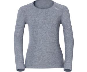 Odlo Shirt l s Crew Neck Warm Women (152021) desde 24 1577ab0f65ab1