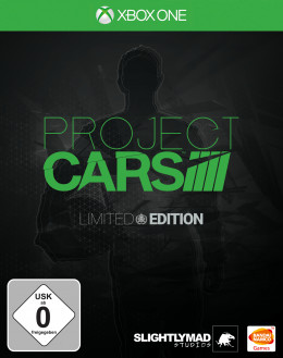 Project CARS: Limited Edition (Xbox One)
