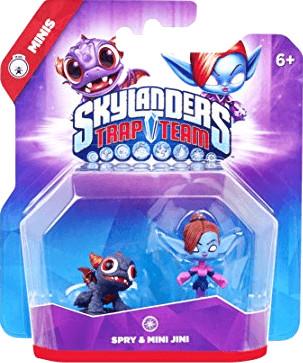 Activision Skylanders: Trap Team - Spry + Mini ...