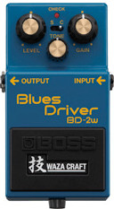 Image of Boss BD-2W BluesDriver Waza Craft Special Edition