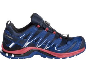 Salomon XA PRO 3D Men Trail Laufschuhe light onix-bright blue-dark cloud - 46 Comprar Tienda Barata Para 4DPOrgjQP