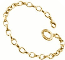 Engelsrufer Basisarmband gold (ERB-195-G)