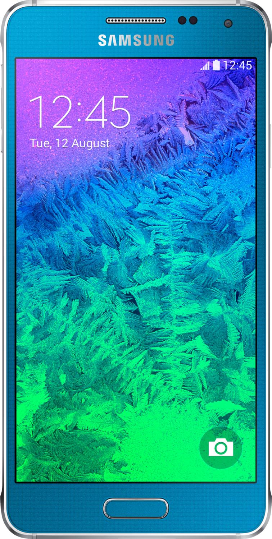 Samsung Galaxy Alpha Scuba Blue