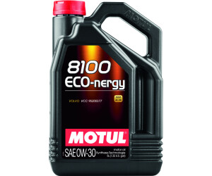 motul 8100 eco nergy 0w 30 5 l au meilleur prix sur. Black Bedroom Furniture Sets. Home Design Ideas