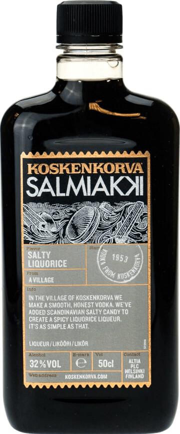 Koskenkorva Salmiakki 0,5l 32%