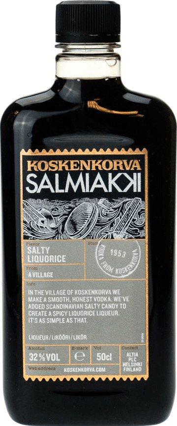 Koskenkorva Salmiakki 0,5l 32% ab 7,89 € (April 2021 ...