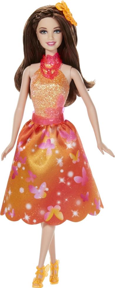 Barbie y la puerta secreta - Nori en vestido de fiesta
