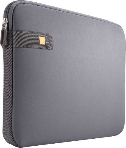 """Image of Case Logic 13.3"""" Laptop and MacBook Sleeve graphite"""