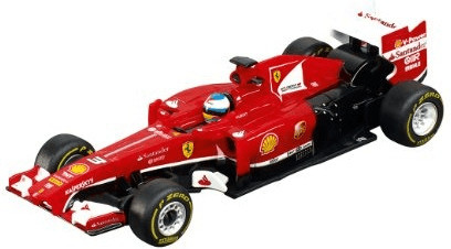 Carrera DIGITAL 143 - Ferrari F138 - F.Alonso No.3