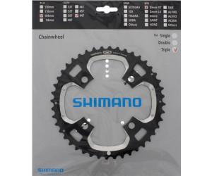 SHIMANO XT M770 22 T x 64 mm 9 Vitesse Noir Vélo chainring