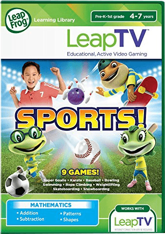 LeapFrog Leap TV Sports