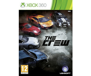 the crew xbox 360 au meilleur prix sur. Black Bedroom Furniture Sets. Home Design Ideas