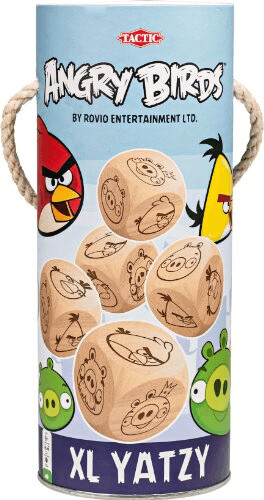 Tactic Angry Birds XL Yatzy