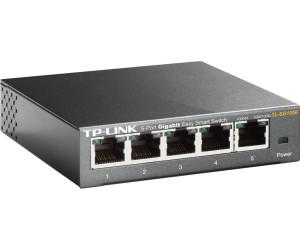 TP-LINK 5-Port Gigabit Easy Smart Switch (TL-SG105E)