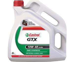 Castrol Gtx 5w30 >> Castrol GTX 10W-40 A3/B4 au meilleur prix sur idealo.fr