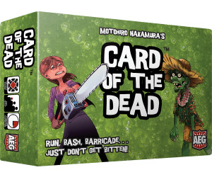 Image of Alderac Entertainment Group Card of the Dead