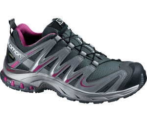 e0b434d20825 Buy Salomon XA Pro 3D GTX W grey denim pearl grey mystic purple from ...
