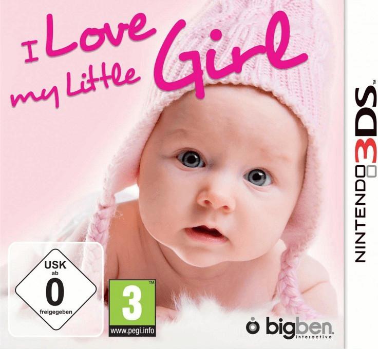 I Love My Little Girl (3DS)