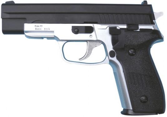 BGS 116SB Softair Pistole