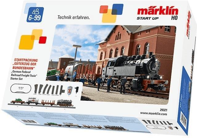 Märklin Startpackung Güterzug der Bundesbahn DB (29321)