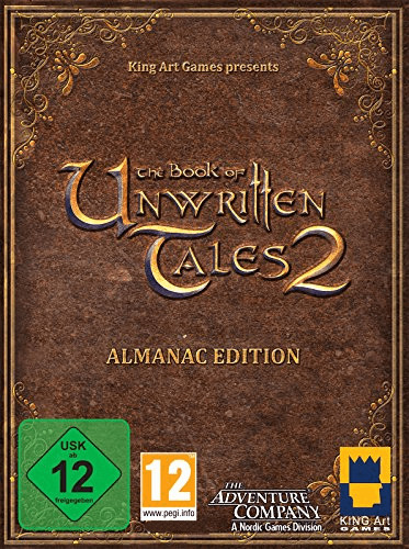 The Book of Unwritten Tales 2: Almanac Edition ...