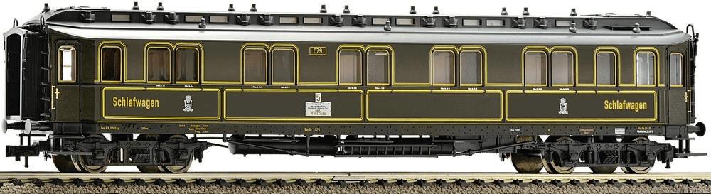 Fleischmann Schlafwagen WL4ü KPEV (515602)