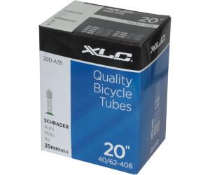 """XLC Fahrradschlauch 20"""" mit Auto-Ventil (VT-A20)"""