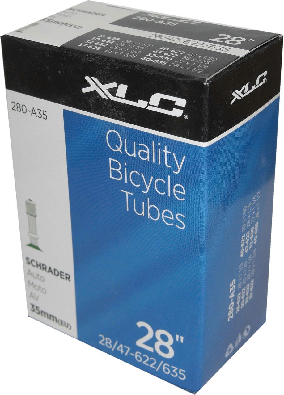 XLC Fahrradschlauch 27´´/28´´ mit Auto-Ventil (...