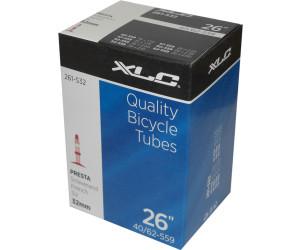 xlc fahrradschlauch 26 mit sclaverand ventil vt s26 ab 2 05 preisvergleich bei. Black Bedroom Furniture Sets. Home Design Ideas