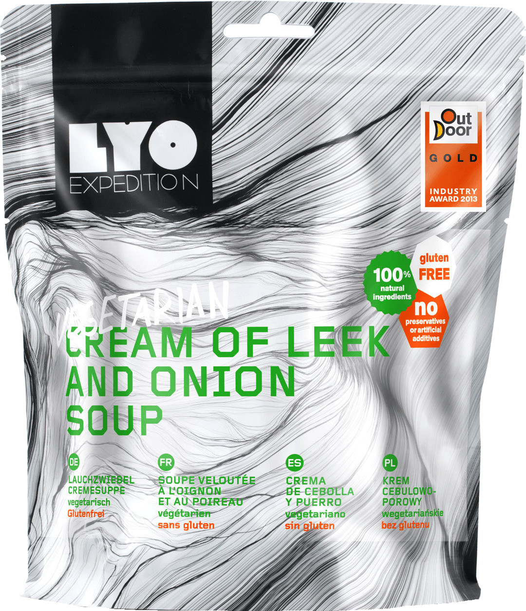 Lyo Expedition Lauchzwiebel Cremesuppe (55 g)