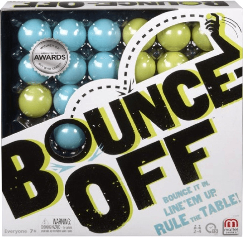 Mattel Games CBJ83 Bounce-Off