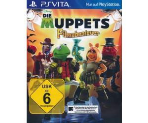 Die Muppets: Filmabenteuer (PS Vita)