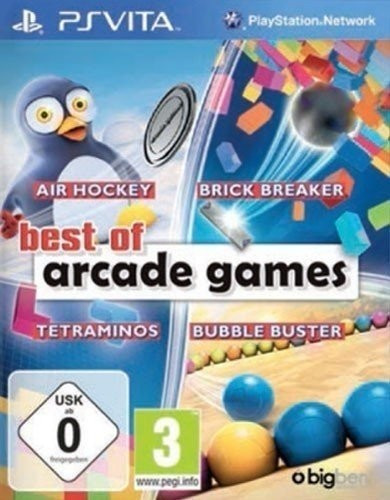 Best Of Arcade Games (PS Vita)