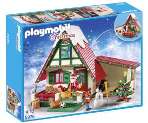 Playmobil christmas la casa de pap noel 5976 desde 41 for Casa playmobil precio