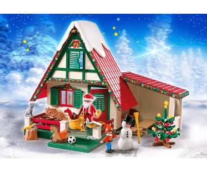 Playmobil christmas la casa de pap noel 5976 desde 51 for Casa playmobil precio