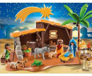 Playmobil Weihnachtskrippe.Playmobil Christmas Grosse Weihnachtskrippe 5588 Ab 47 53