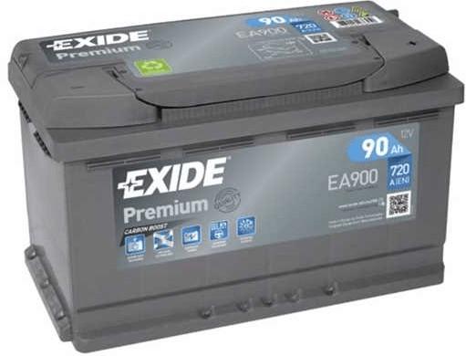 Exide Premium EA900 12V 90Ah