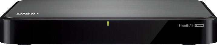 QNAP HS-251 - 2x6TB