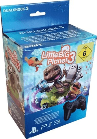 Little Big Planet 3 + Controller (PS3)