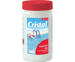 cristal multitabs 5 in 1 20g 1 kg ab 6 60 august. Black Bedroom Furniture Sets. Home Design Ideas