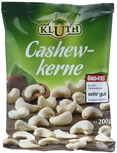Kluth Cashewkerne (200 g)