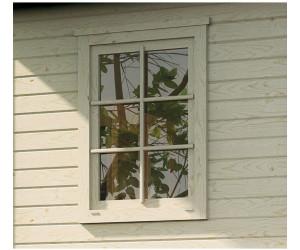 Weka Gartenhausfenster für Fides 84 x 113 cm