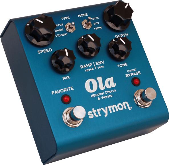 #Strymon Ola dBucket Chorus#