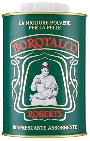 Borotalco Roberts Talkumpuder (500g)