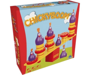 Image of Blue Orange ChickyBoom - The Rocking Rolling Roost!
